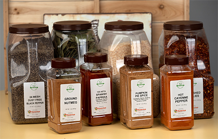 Sunrise Private Label Spices