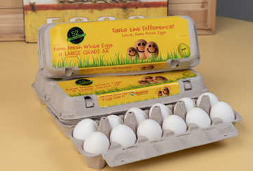 Conventional Shelled Eggs